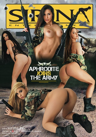 Aphrodite joins the army