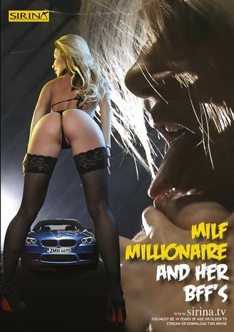 MILF millionaire and her BFFs