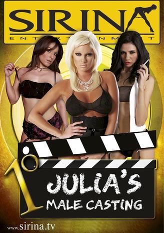 Julia's Male Casting