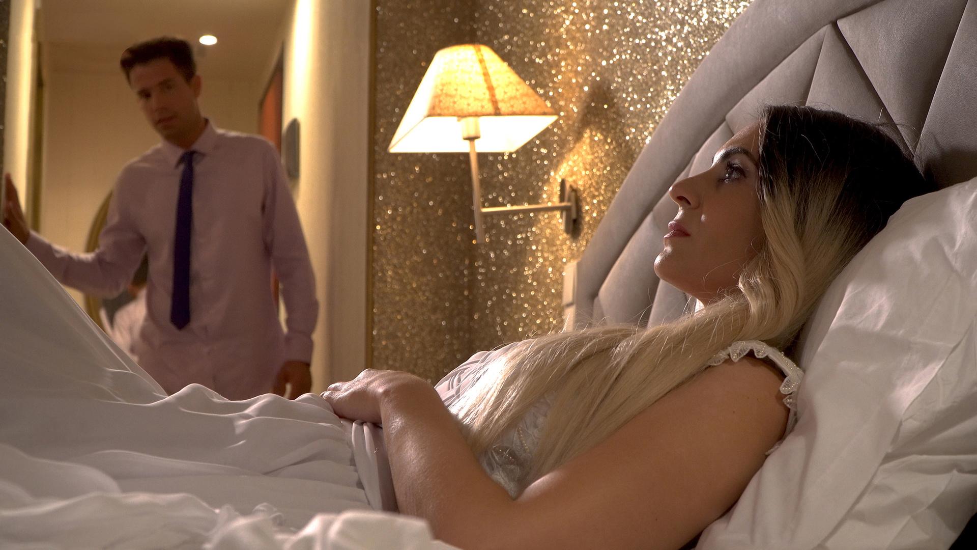 Η νύφη τυφλώθηκε