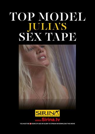 Top model Julia's sex tape