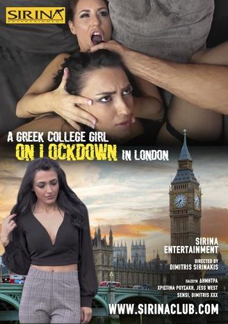 A Greek College Girl on Lockdown in London