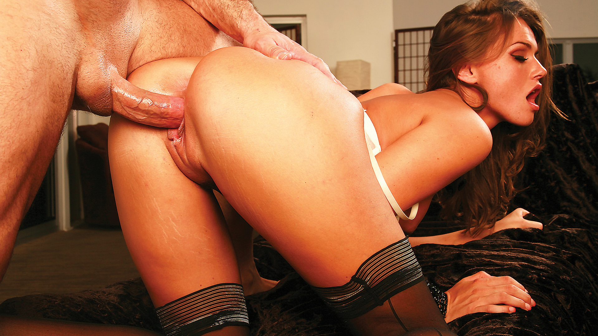 Famous Tori Black getting it on the pool table